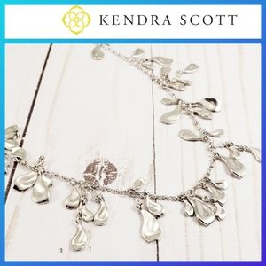Kendra Scott Bella Necklace Silver
